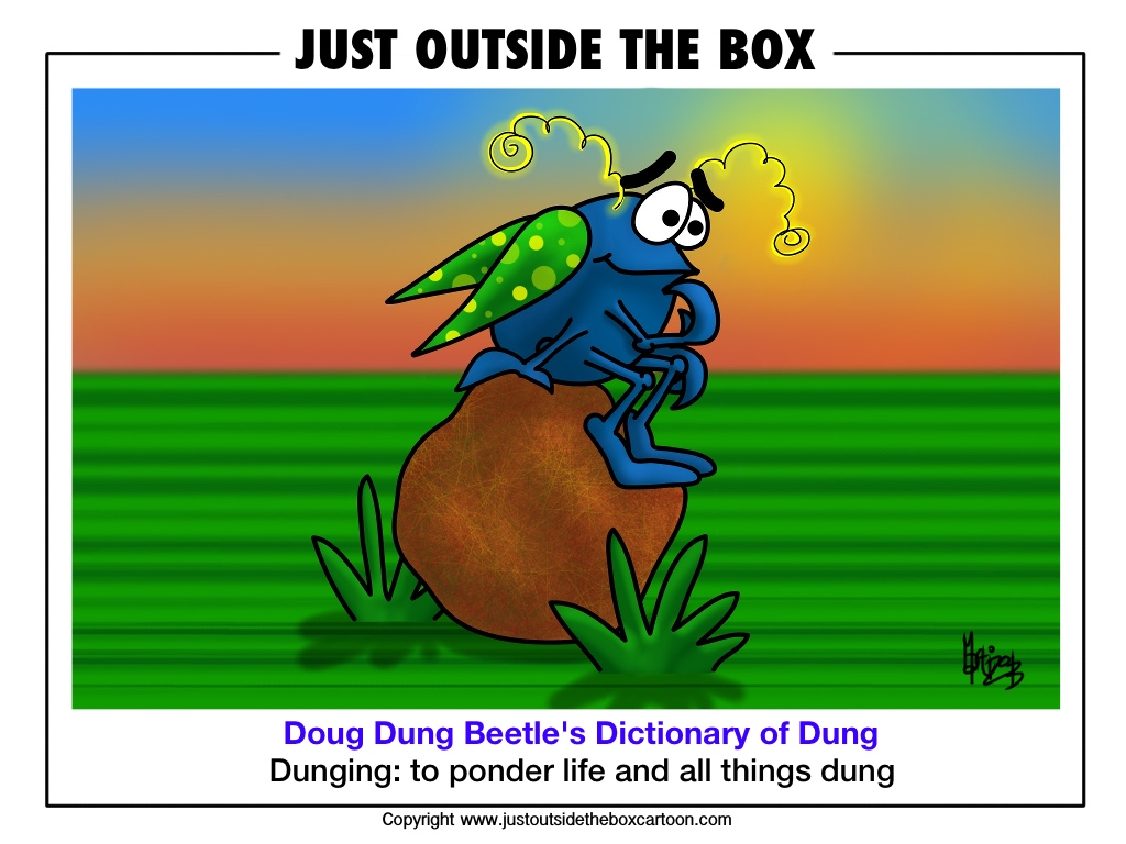 Doug dung beetle's dictionary of dung