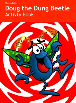 Doug the Dung Beetle Free Activity Book